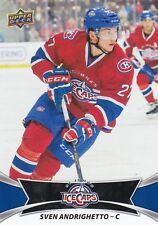 SVEN ANDRIGHETTO 2016-17 16-17 UPPER DECK AHL BASE #72 ST. JOHN'S ICE CAPS