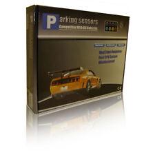 Heck 4-Punkt Einparkhilfe Rückfahrwarner Sensor Kit Summer für Subaru Forester