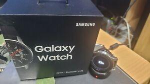 Samsung Galaxy Watch LTE 46 mm - Silver (UK Version)