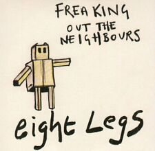Eight Legs-Freaking Out the Neighbours CD Single  Excellent