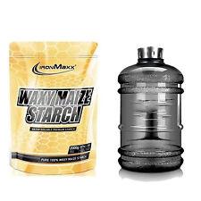 (7 /kg) IronMaxx Waxy Maize 2x2 Kg Beutel Maisstärke