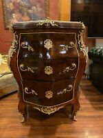 Handmade French Chest of Drawers CHARLOTTE PICKUP ONLY Desk, Antique, Louis