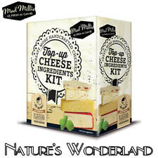 TOP-UP CHEESE KIT Fresh, Italian & Artisan replacement ingredients - Mad Millie