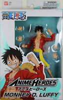 Anime Heroes ~ MONKEY D. LUFFY ACTION FIGURE ~ One Piece / Toei Animation