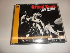 CD Grand Funk Railroad-Live album
