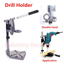 Drill Stand Clamp Holder Press Double-head Electric Workbench Bracket D38-42mm