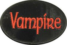 Vampire/vampires patch/écusson # 1