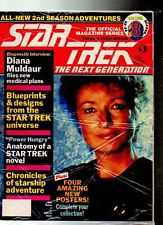 STAR TREK MAGAZINE : THE NEXT GENERATION - Volume 8 / 88-89 Season