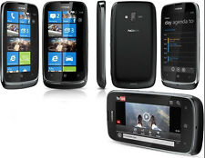 Nokia Lumia 610 black RM-835 Unlocked GSM Windows 7.5 OS WiFi Free Shipping