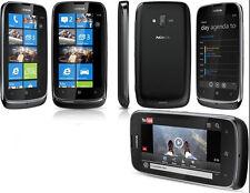 Nokia Lumia 610 black RM-835 Unlocked GSM Windows 7.5 OS WiFi Free Shipping