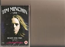 TIM MINCHIN LIVE READY FOR THIS ? DVD NEW SEALED COMEDY