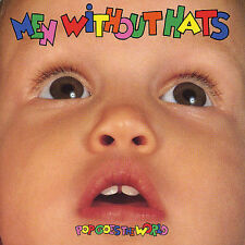 MEN WITHOUT HATS - POP GOES THE WORLD (NEW CD)