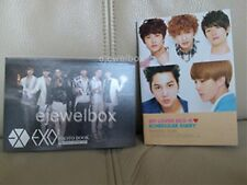 KPOP STAR EXO-K BRAND NEW PHOTOBOOK 64 PAGES + DIARY 64 PAGES  .