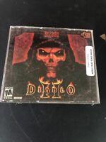 DIABLO II 2 RPG VIDEO (PC/CD-ROM, Computer Game, Windows XP, 7, Mac)