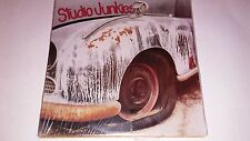 Steppin' Razors-Studio Junkies LP SEALED Miami Florida PRIVATE PRESS Vinyl