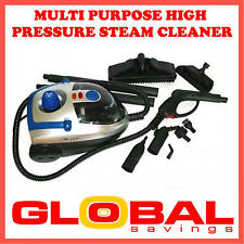 NEW 1500W HIGH PRESSURE 4.5BAR MULTI PURPOSE STEAM CLEANER  STEAMER  2YRS WTY