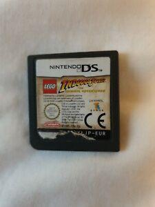 LEGO Indiana Jones: The Original Adventures - Nintendo DS - Cartridge Only