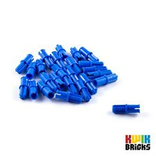 25x LEGO Technic Axle Pin with Friction Ridges (43093) - NEW - FREE POSTAGE
