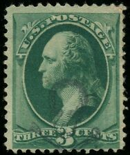 """#158 F-VF USED WITH FANCY """"SKULL"""" & """"CROSS BOW"""" CANCELS BT5155"""