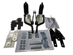 """SuperATV 2"""" Lift Kit for Polaris Ranger 500/700/XP 800/900/Diesel/Crew 2009-2014"""