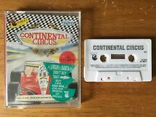 COMMODORE 64 (C64) - CONTINENTAL CIRCUS (BY VIRGIN GAMES / TAITO) - DCC