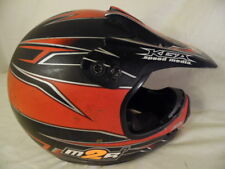 M2R XGA Speed Media Helmet Sports Motor Cross Off road Dirt Bike Riding SXPRO XL