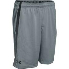 Under Armour UA Mens Tech Mesh Shorts sz Large Grey