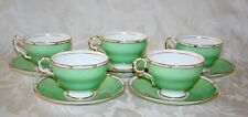 PRETTY VINTAGE ADDERLEY 1940/50'S BONE CHINA CUP AND SAUCER SET
