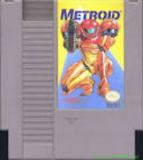 METROID ORIGINAL YELLOW CART NINTENDO GAME SYSTEM NES HQ