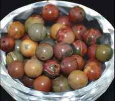 40pcs  4mm Natural Gemstone Natural Picasso Jasper Round Spacer Beads