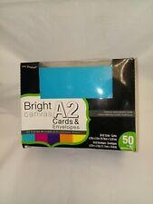 """core'dinations ""-'Bright Canvas A2 Cards & Envelopes/50 sets"