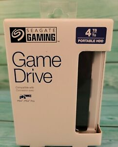 🔥Seagate STGD4000400 Game Drive PS4 4TB External USB 3.0 Portable Hard Drive🔥