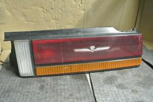 1986-1988 CADILLAC CIMARRON Right Passenger Side Used Tail Light Assembly - A