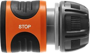 """GARDENA Water Stop 13 mm (1/2"""") and 15 mm (5/8""""): Connector with water stop"""