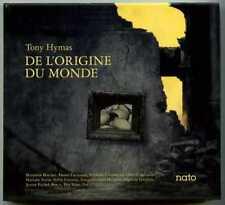 CD Tony HYMAS : De l'origine du monde / Nato 2010