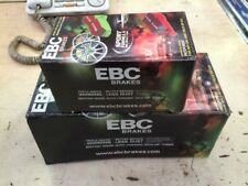 EBC REDSTUFF FRONT & REAR SUIT HSV VE R8  WITH 4 POT AP CALIPERS
