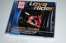 AUTO BILD LOVE RIDER CD MIT CHRIS REA, MARQUE, KATE RYAN, CHRIS DE BURGH, JOJO