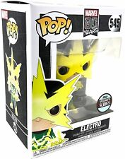 Funko - POP Marvel: 80th - First Appearance Electro Brand New In Box