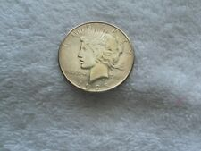 1928 S  Peace Silver Dollar AU Free Shipping