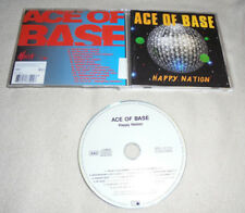 CD Ace of Base Happy Nation 13.Tracks 1993 All that she wants, Wheel of Fortune
