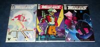 READ ONLY MEMORIES #1 1:10 RI variant + #1A & #1B IDW COMIC 1st print NM 2064