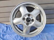 Orig. Mini One Cooper Star R50 5,5x15 ET45 6768498 Alufelge alloy rim wheel TOP