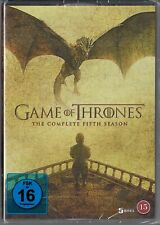 Game Of Thrones Staffeln 1-5 DVDs 25 Discs