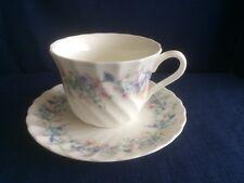 Wedgwood Angela (Fluted) Tea Cup & Soucoupe