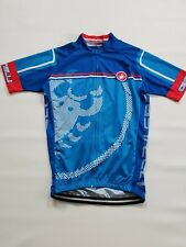 Castelli Cycling Jersey Mens XLarge