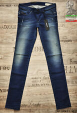 Diesel Low Rise Distressed L30 Jeans for Women