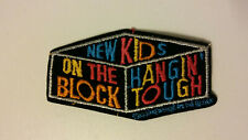 New Kids on The Block NKOTB Hangin Tough Vintage patch music boy band group 1