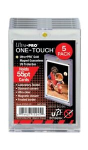 Ultra PRO 55PT UV ONE-TOUCH Magnetic Holder (Pack of 5)