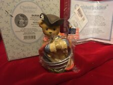 Enesco Cherished Teddies George Wishing You Waves of Discovery in the Future Box