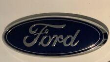 100% Original FORD 2013 Front Grille Emblem Logo, Oval Blau